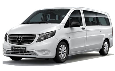 Mercedes Benz Vito – bus 8+1