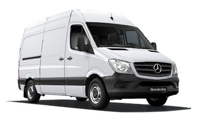 Mercedes Benz Sprinter – 11m<sup>3</sup>